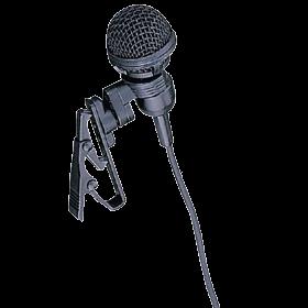 TIE-CLIP MICROPHONES